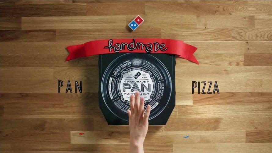 Domino's Pan Pizza